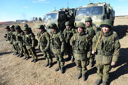 Российские военные назвали вбросом жалобы срочников на пытки