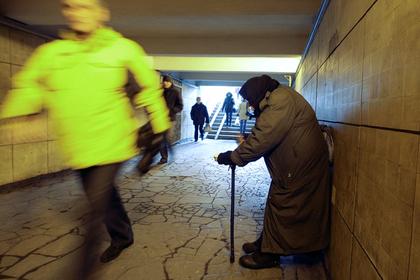 Бедность в России упала до рекорда
