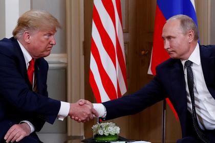 США отказались обнародовать переговоры Путина и Трампа