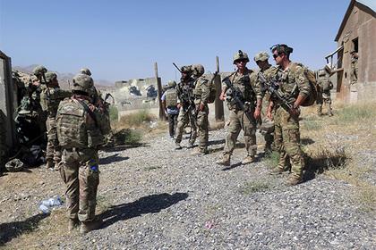 Американские солдаты погибли в Афганистане