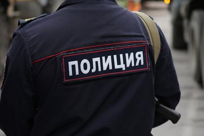 Нападение беглого преступника на полицейских в Татарстане попало на видео