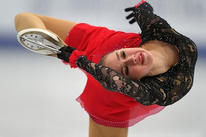 Загитова прокомментировала победу на чемпионате мира