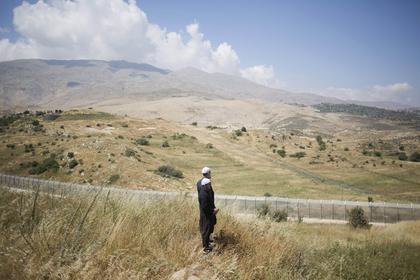 Евросоюз отказался признавать Голанские высоты израильскими