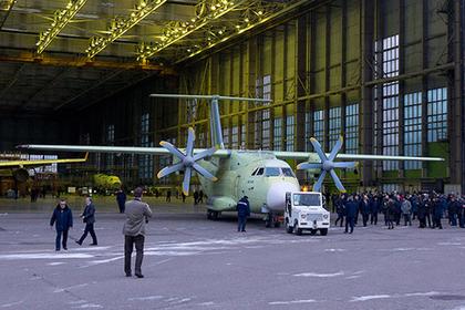 Россия снова завалила проект Ил-112В