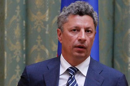 Кандидат в президенты Украины приехал в Москву за газом