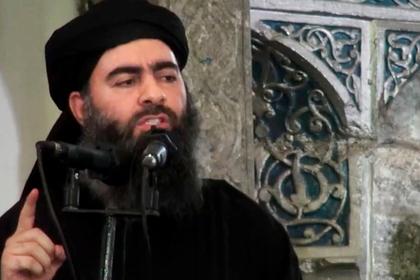Иракская газета сообщила о растолстевшем лидере ИГ с перекрашенной бородой