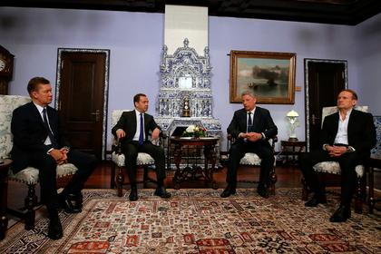 Россия захотела поставлять газ Украине