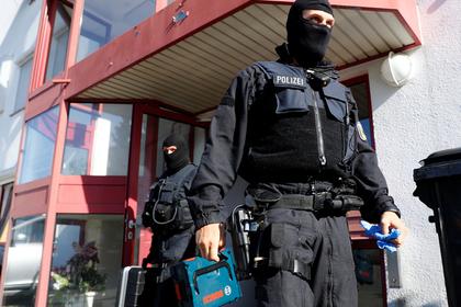 В Германии сорвали теракт с «машиной побольше» и оружием