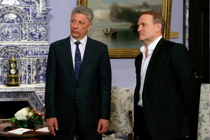 СБУ взялась за съездившего в Россию кандидата в президенты Украины