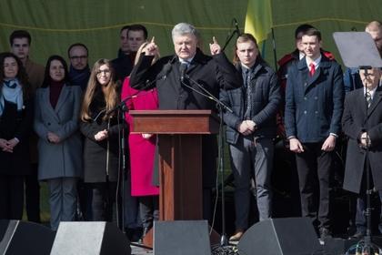 Порошенко выразил уверенность в своей победе на президентских выборах
