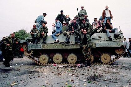 Немецкий министр оправдал бомбардировки Югославии НАТО