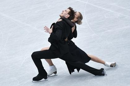 Российская пара выиграла серебро на чемпионате мира по фигурному катанию