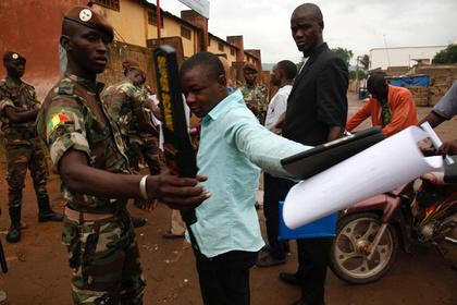 В Мали убили более сотни землепашцев
