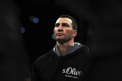 Бывший чемпион мира бросил вызов Владимиру Кличко