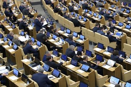 В Госдуме разрешили СМИ врать раз в год