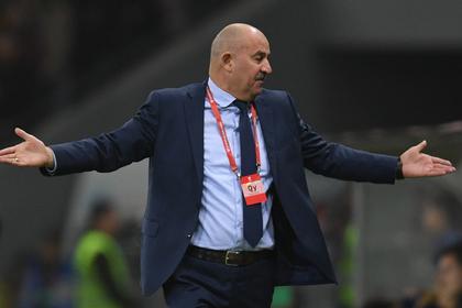 Черчесов прокомментировал победу сборной России в отборочном матче к Евро-2020