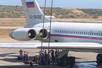 В Венесуэле назвали цель прилета российских военных