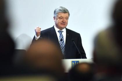 В победе Порошенко на выборах увидели угрозу распада Украины