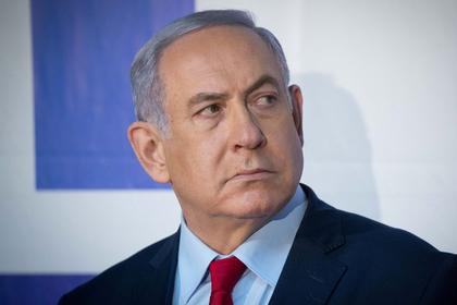 Нетаньяху пригрозил силой в ответ на ракетный обстрел Израиля