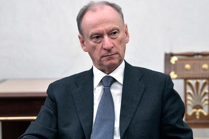 Патрушев объяснил необходимость суверенного интернета в России
