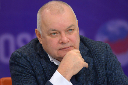 Киселев объявил Путина избавителем России от сталинизма