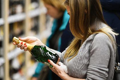 В России собрались резко повысить цену на шампанское