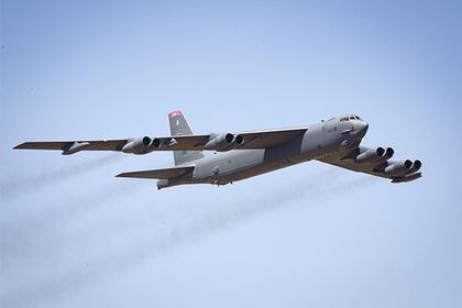 Три бомбардировщика США полетали у Калининграда