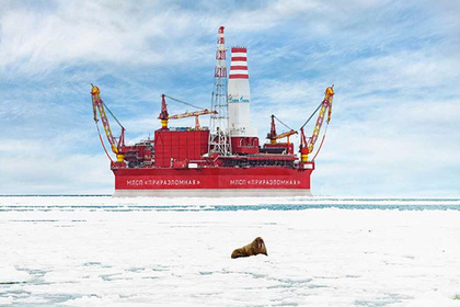 «Газпром нефть» показала Экологический атлас Печорского моря