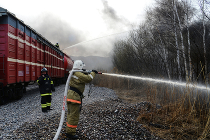 Россиянам пообещали тяжелый сезон лесных пожаров