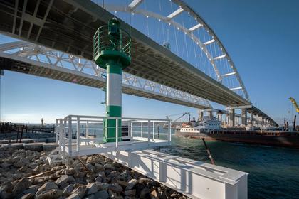 Охраной Крымского моста займется специальная бригада Росгвардии