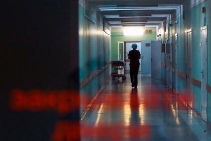 Российская школьница сломала позвоночник при побеге из дома