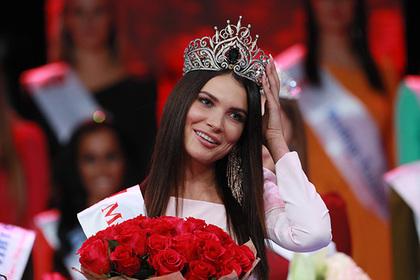 Лишенная титула «Мисс Москва» призвала девушек избегать конкурсов красоты