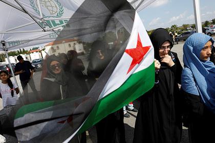 Россия рассказала об исчезновении сирийской оппозиции