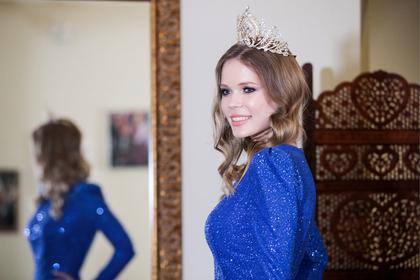 Новая «Мисс Москва» получила титул и корону