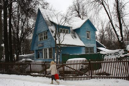 В Москве подешевели дома