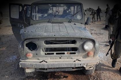 Раскрыты подробности гибели российских офицеров в Сирии