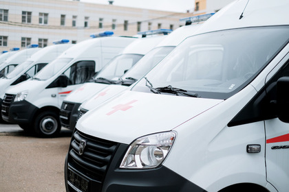 Российские водители скорой поголодают ради зарплат