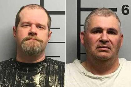 Два американца спьяну постреляли друг в друга в бронежилете и пошли под суд
