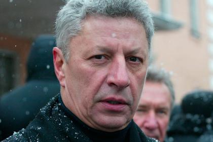 Госавиаслужба Украины объяснились за полет кандидата-оппозиционера в Россию