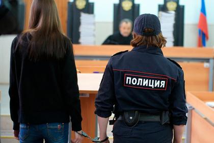 Россиянка села на 19 лет за убийство собственных детей