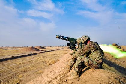 Грузия полностью вооружилась американскими Javelin