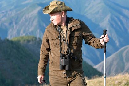 Россияне смогут ходить в «куртке Путина»