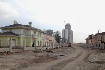 Родное село Кадырова сравнили с Нью-Йорком