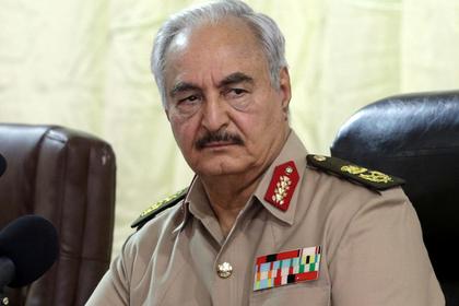 Приезжавший к Шойгу ливийский маршал приказал наступать на Триполи