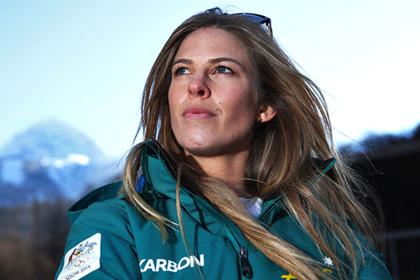 Она принесла Австралии первое олимпийское золото в сноуборде. Но переехала в США
