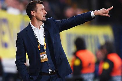 Тренер «Зенита» заговорил о будущем Кокорина