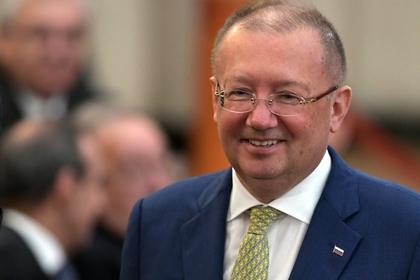 Пострадавший от «Новичка» британец встретился с российским послом