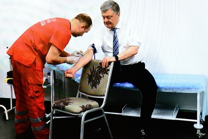 Порошенко решил сдать допинг-тест WADA по совету Кличко