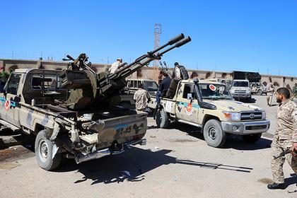 Ливийский маршал Хафтар потерял аэропорт Триполи