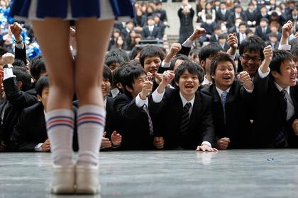 Каждый четвертый молодой японец оказался девственником